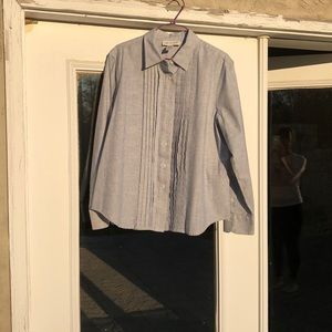 Jones New York XL Button Down Shirt